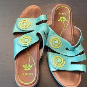 Dansko Women's Sandals! Size 11, Perfect condition